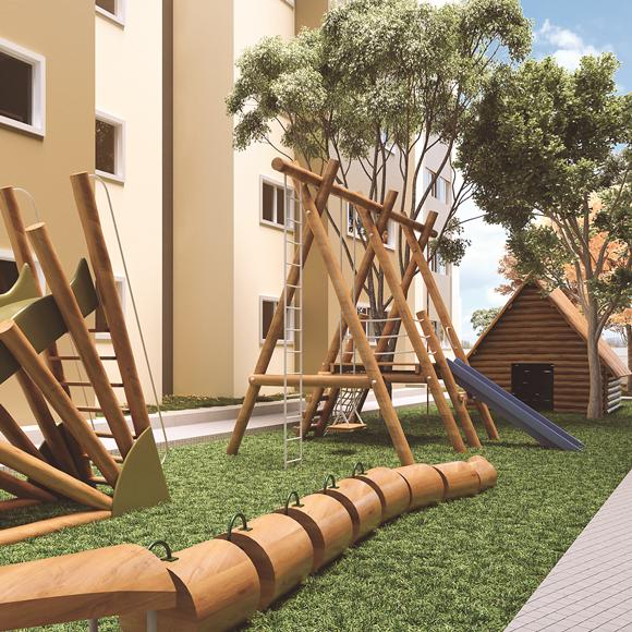 Playground do Premier Leste