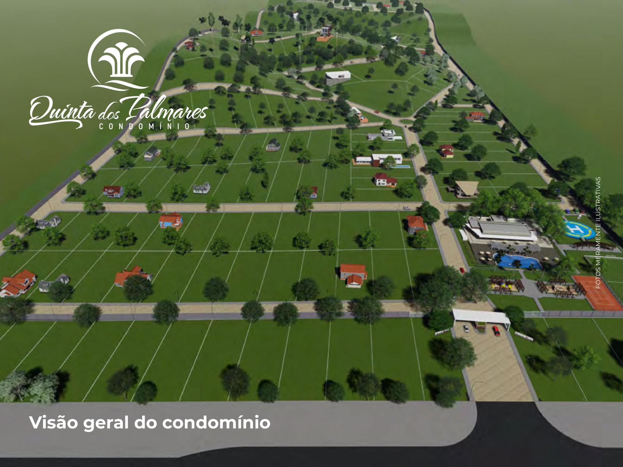 Condomínio Quinta dos Palmares