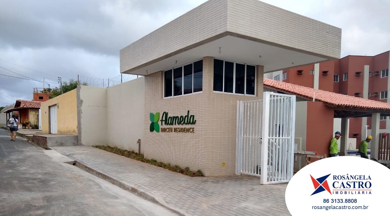 Alameda Dirceu Residence
