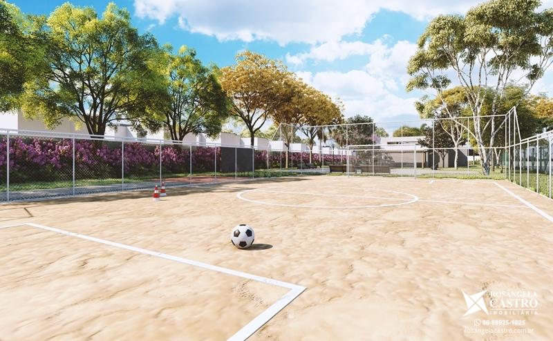 Campo de Futebol do Condomínio Jardins de Monet - Teresina-PI