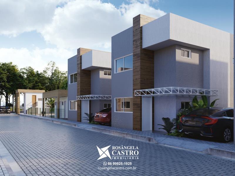 Casas à venda no Gran Vitta, zona leste de Teresina-PI