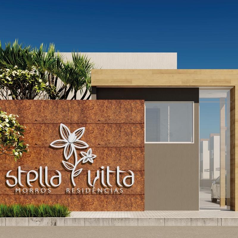 Condomínio Stella Vitta Morros Residências - Teresina-PI