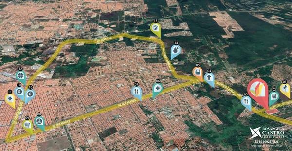 localização village del ville