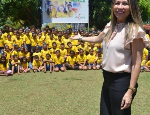 Rosângela Castro Imobiliária é destaque no quadro Solidariedade S/A da TV Clube