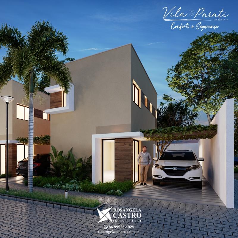 Casas no Condomínio Vila Parati - Teresina-PI