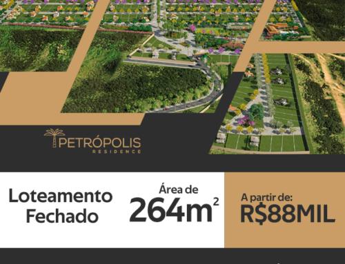 Lotes à venda em Teresina; conheça o Petrópolis Residencie!