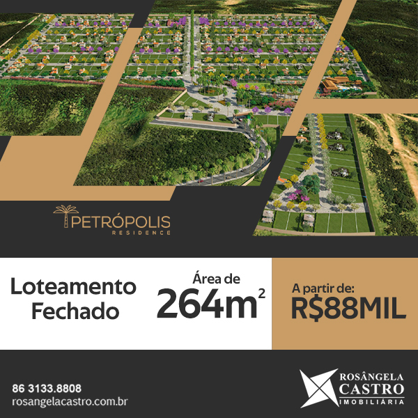 Petrópolis Residence - Teresina-PI