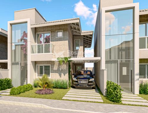 Casas no Residencial Burle Marx (Jardins do Leste) – Teresina-PI