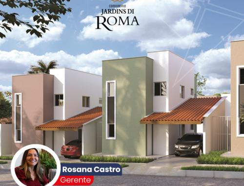 Condomínio Jardins di Roma: Casa Térrea e Duplex em Teresina-PI