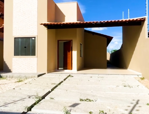 Casa com 3 quartos à venda zona leste – Teresina-PI